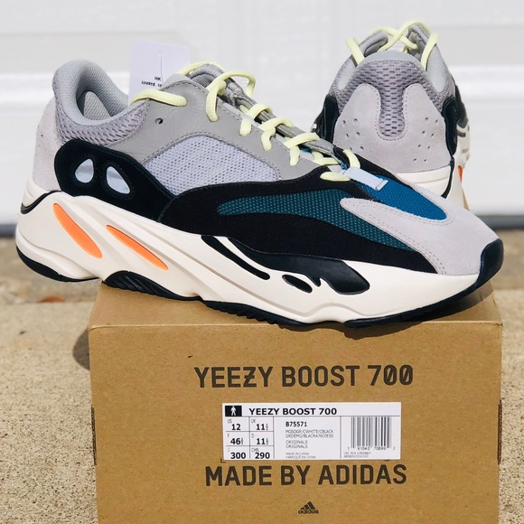 2d759b8ee70 Adidas Yeezy Wave Runner 700. All sizes available
